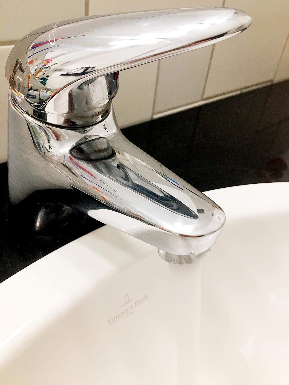 Messungen im Trinkwassernetz